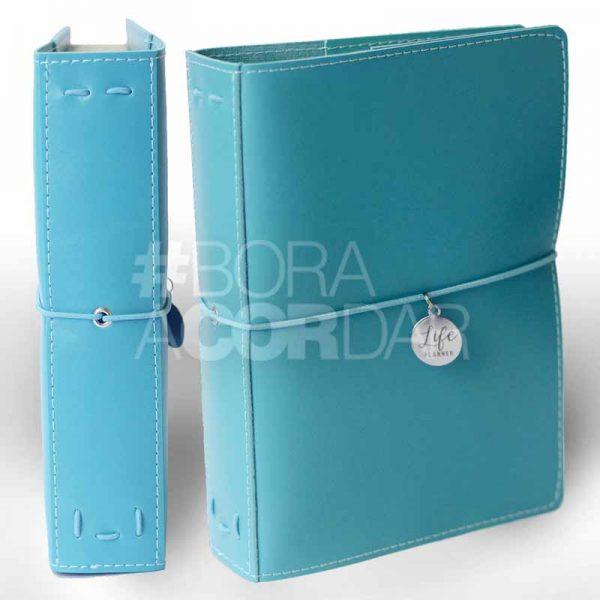 Capa Life Planner Azul