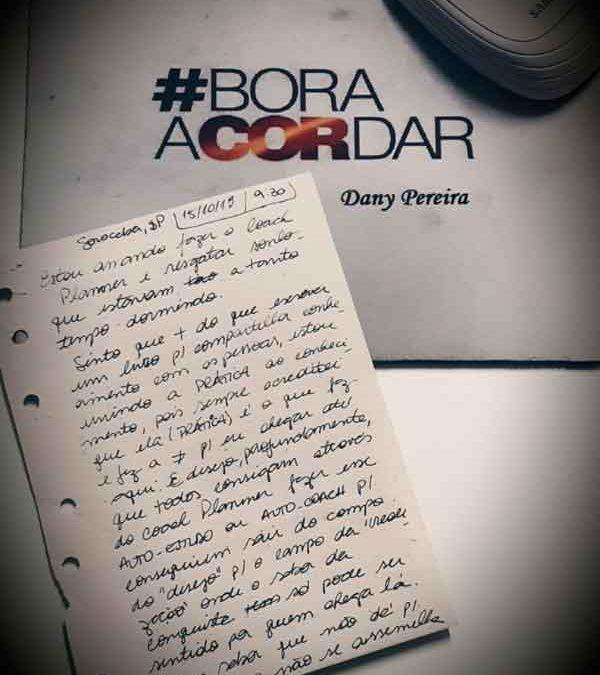 Uma carta para realizar sonhos