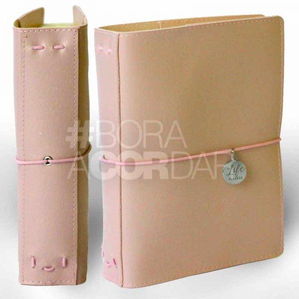 Capa Life Planner Rosé
